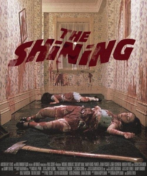 The Shining (1980) Horror Movie