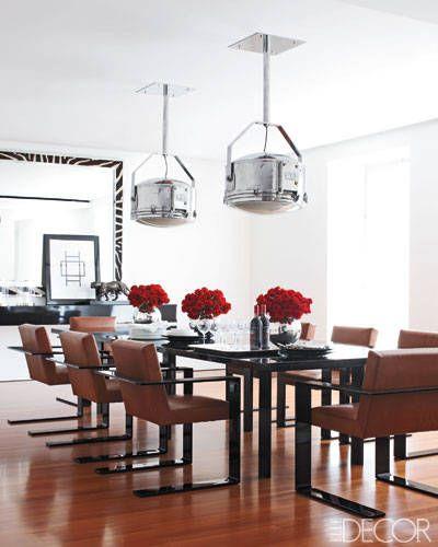 Ralph Lauren's Dining Room
