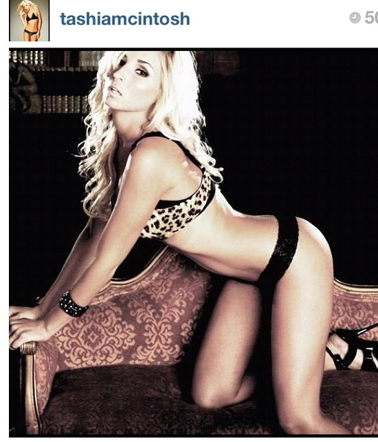 #bikini #model #tashiamcintosh