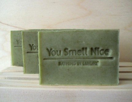 Good Luck and Get Lucky Cold Process Soap Bar for men  by soap, $5.75