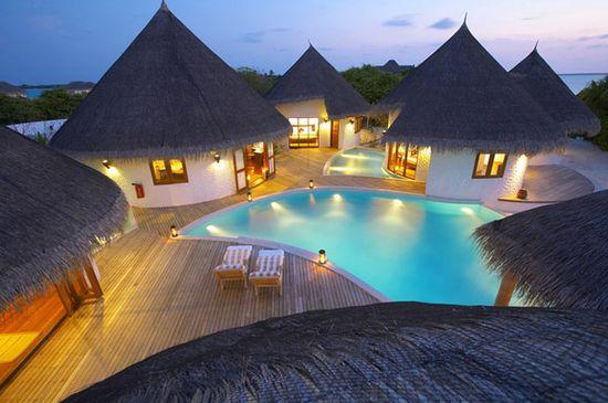 Island Hideaway Resort in Maldives