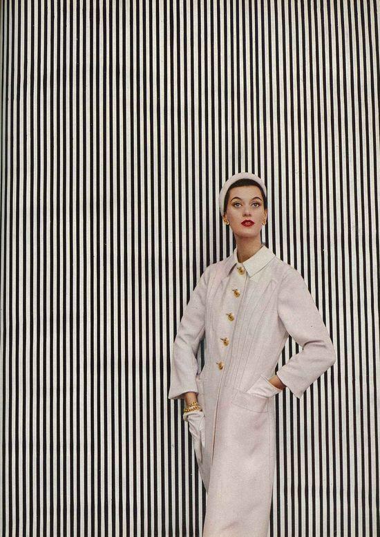 White Fashion ? 1950's