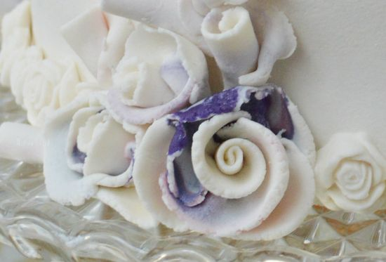 lovely marzipan colored roses