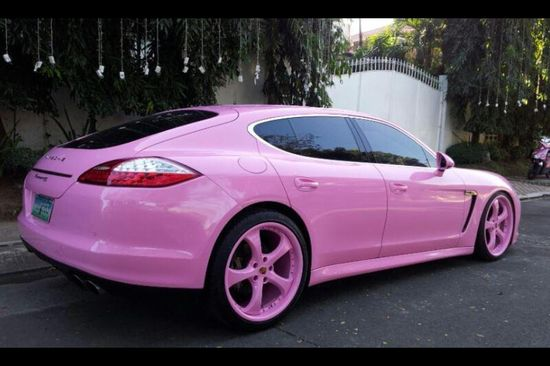 My type of car and color