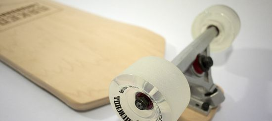 Naked Longboards - handmade laser etched longboards made in Hillsboro, OR.