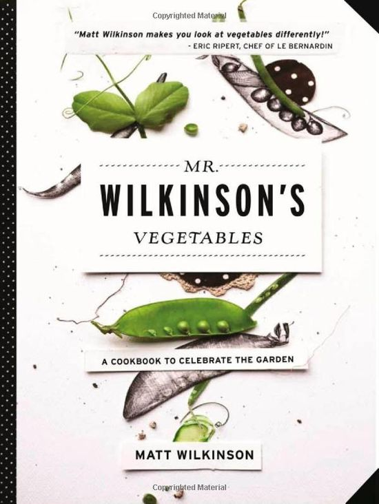Mr. Wilkinsons Vegetables: A Cookbook to Celebrate the Garden  //  #BookCover #GraphicDesign #Inspiration