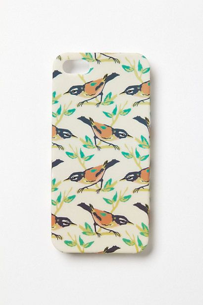 Perched Birds iPhone 5 Case - Anthropologie.com