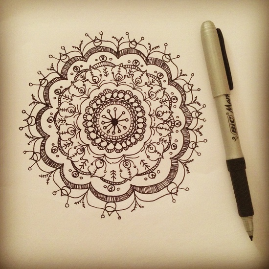 Hand-drawn and lovely