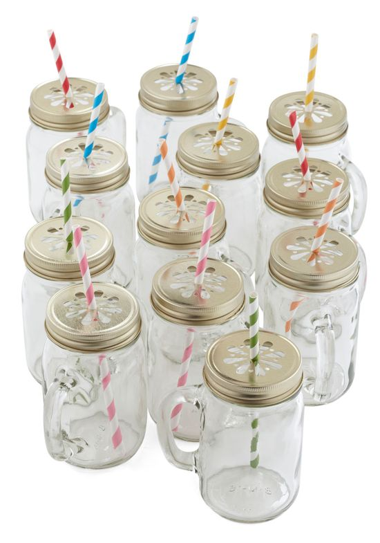Love these for weddings, showers, and parties!
