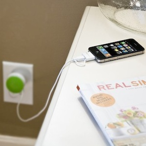 Bracketron eco-friendly smart phone charger. (Now on sale, too!)