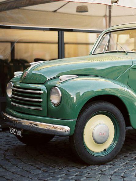 Cool vintage car