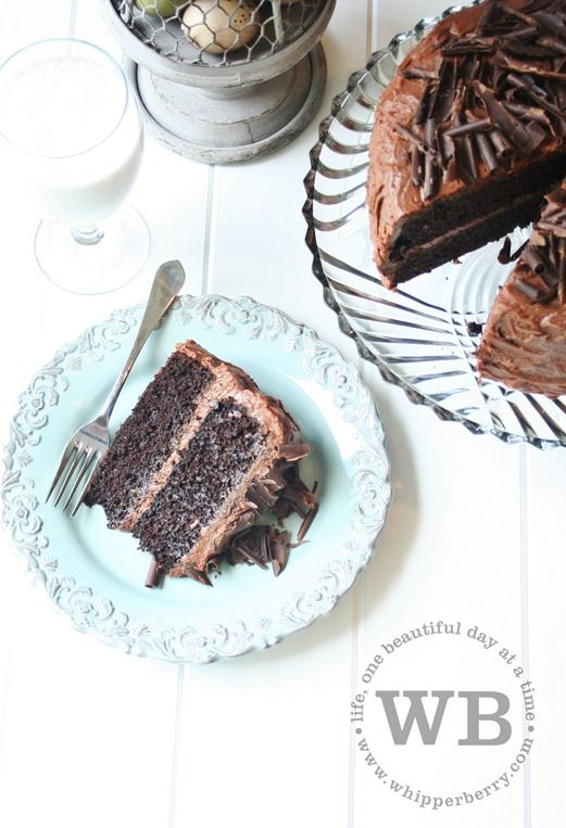 The Most Amazing Chocolate Cake… Ever! #chocolate #desserts