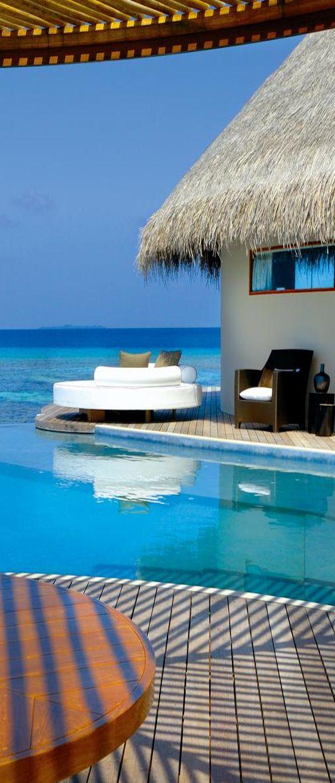 W Retreat & Spa... #Maldives