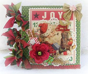 Vintage style Christmas album