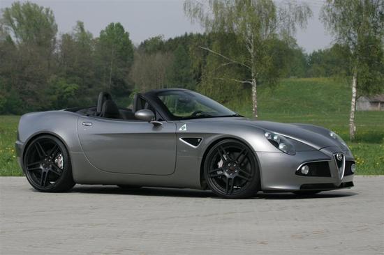 Alfa Romeo 8C Spyder