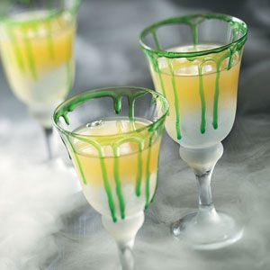 swamp juice a la slime recipe