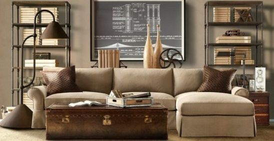 28+Crazy+Steampunk+Home+Office+Designs