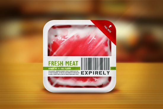 #icon #meat #app #UI #interface
