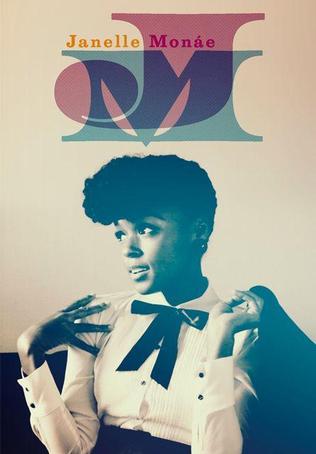 Janelle Monae poster comp