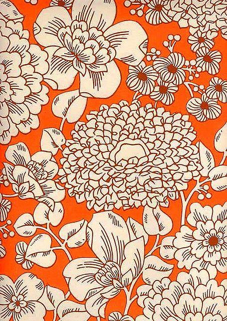 70s wallpaper from ondiraduveau