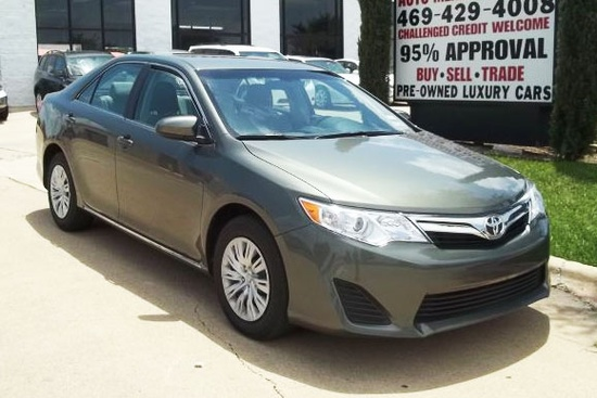 $18800 - Toyota Camry 2012 Review