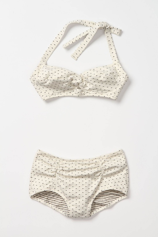 star-scattered bikini