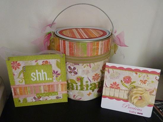 Cute baby gift set
