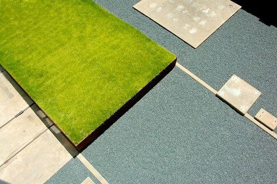 modern garden design landscaping hocker