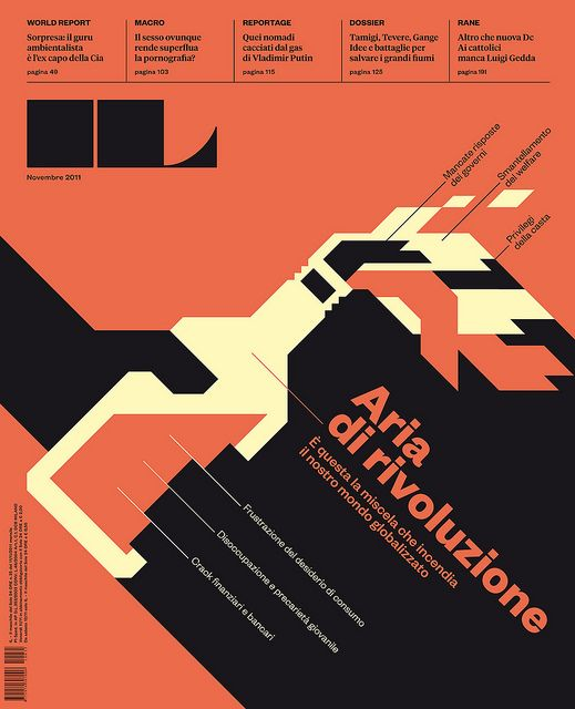 IL 35 - COVER / first version by Francesco Franchi, via Flickr