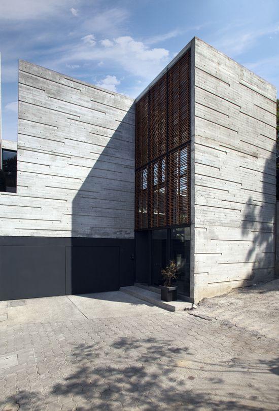 *architecture, concrete, design* - H24 House / R Zero Studio