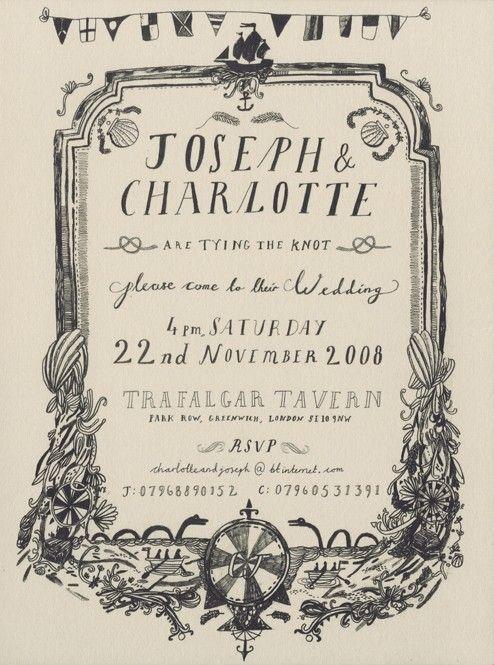 #wedding #invitation #rustic #DIY #vintage