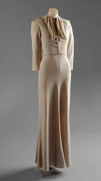 All Celebrity Wedding Dress on www.weddbook.com ? Wallis Simpson's wedding dress so pure ...