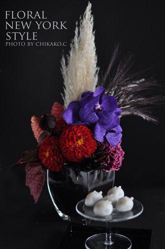 Fresh Flower Arrangement #60 by FLORAL NEW YORK, via Flickr