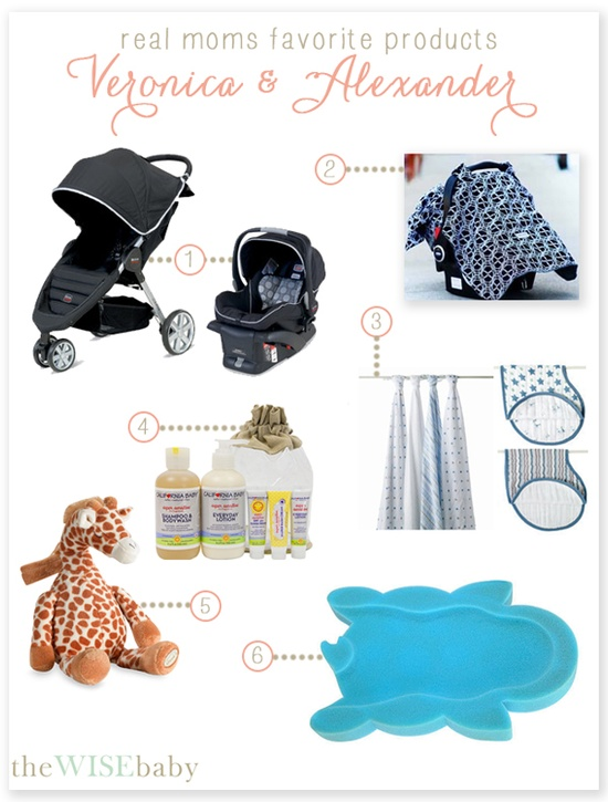 A real mom shares her favorite baby products round II!