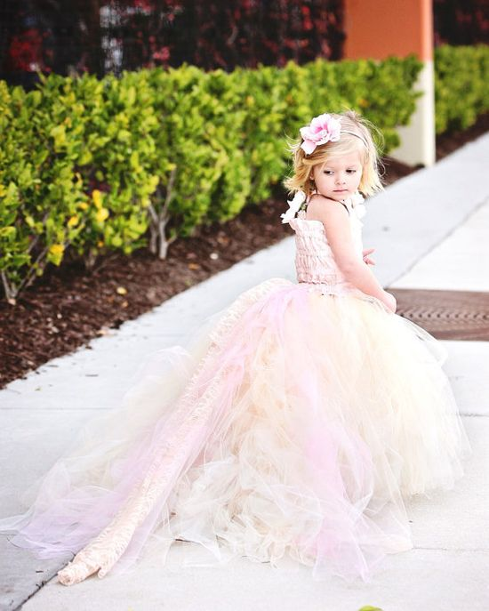 Flower Girl Dress, love.