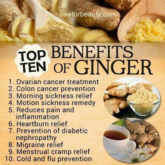 Health tips #ginger