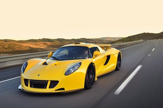 Expensive toys, or the fastest cars available on the market nowadays.