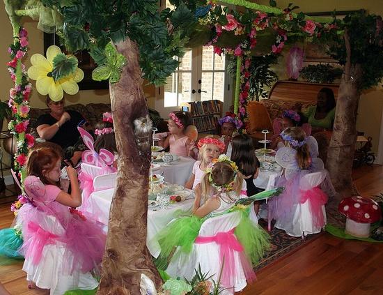 Erin's Fairy Party