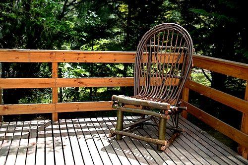 The Chairman - wonderful handmade furniture