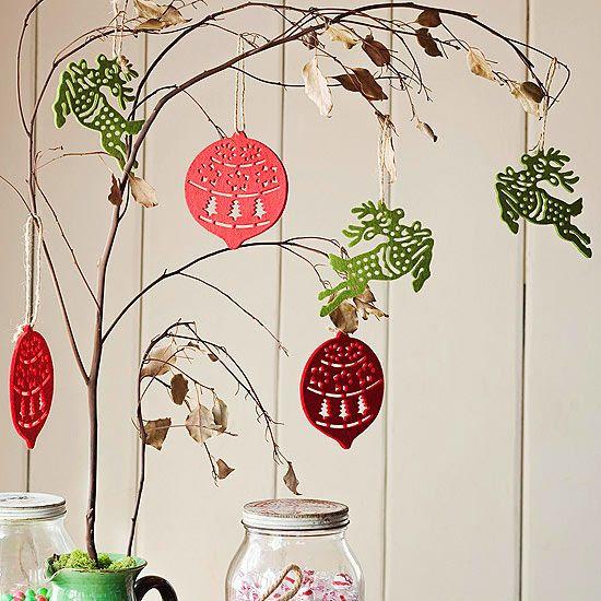 Repurpose Distinctive Ornaments