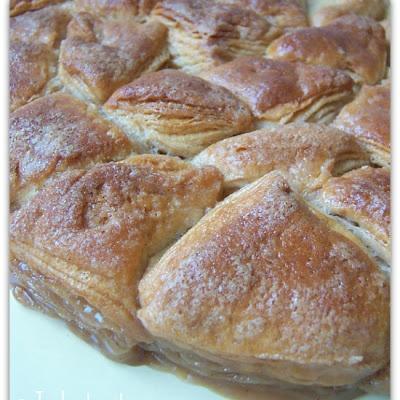 Bread Nugat