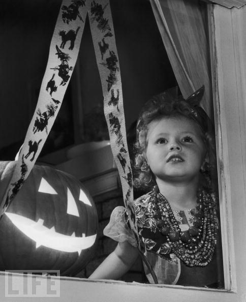 1955 - Life Magazine / vintage halloween