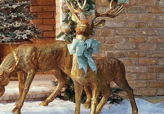 outdoor christmas decoration accessories