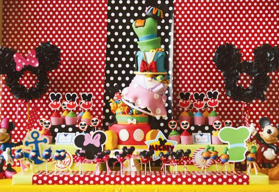 Disney Themed Party