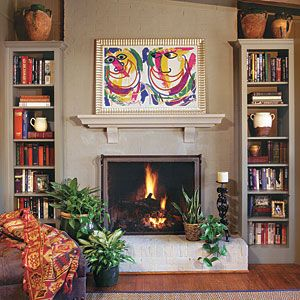 Fireplace   Our 20 Best Before & Afters