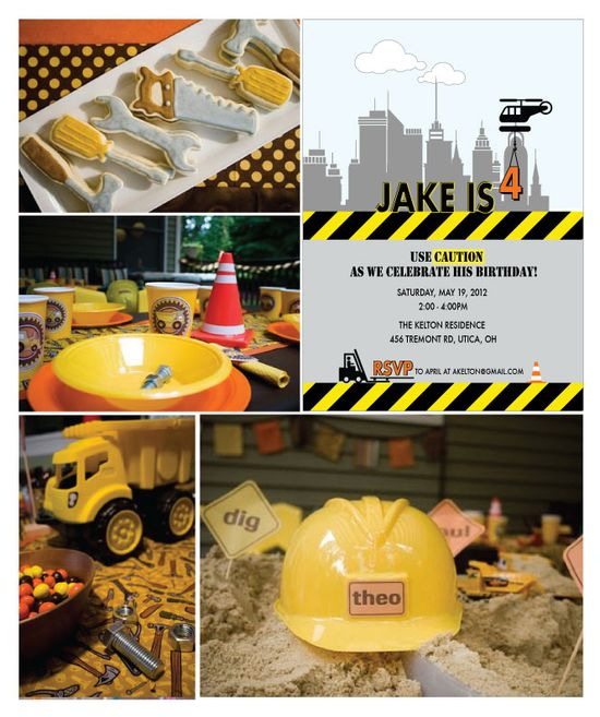 construction-zone--Birthday-Party-Invitations