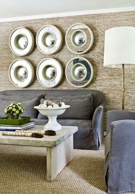 Love the mixture of textures!