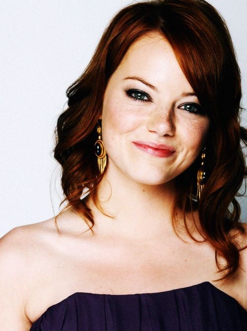 Emma Stone perfect mixture of humor and class