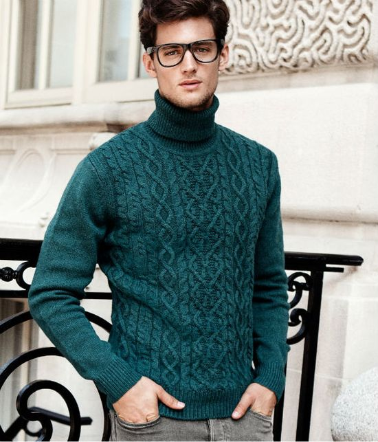 Fall-Winter 2012-2013 Men's Fashion Colors