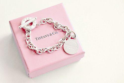 Tiffany pink.